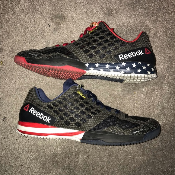 2192fd694b5ccc Reebok CrossFit Froning Compete 6 14 USA Edition. M 5c2804f734a4ef3249b35ce9